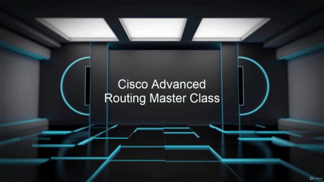 Cisco Advanced Routing Master Class - CCNP Enterprise