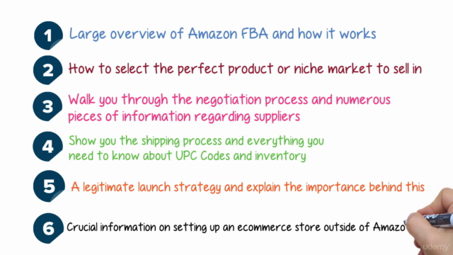 Amazon FBA: Start to Finish Guide -Dominate Your Competition