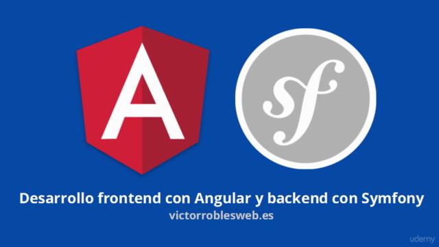 Desarrollo frontend con Angular 4 y backend con Symfony 3.3