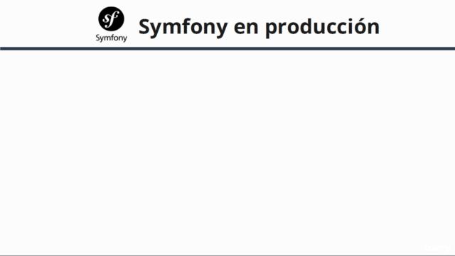 Symfony 3 en producción - Subir y publicar proyectos web