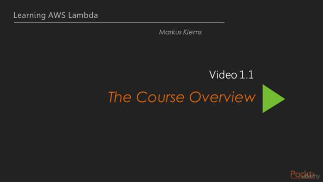 Learning AWS Lambda