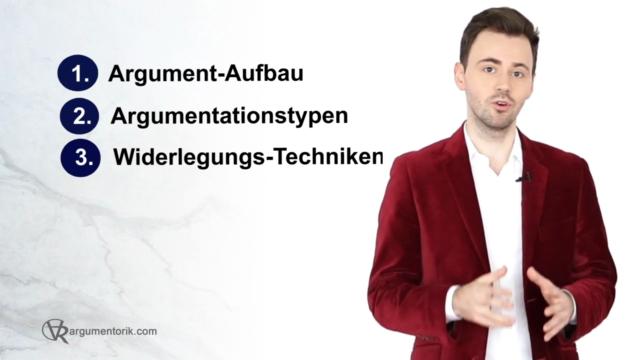 Argumentieren - Überzeugen - Durchsetzen!