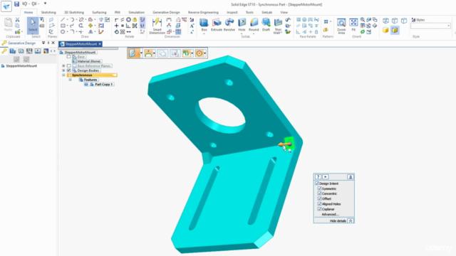 Generative Modeling - Designer Based Structural Optimization