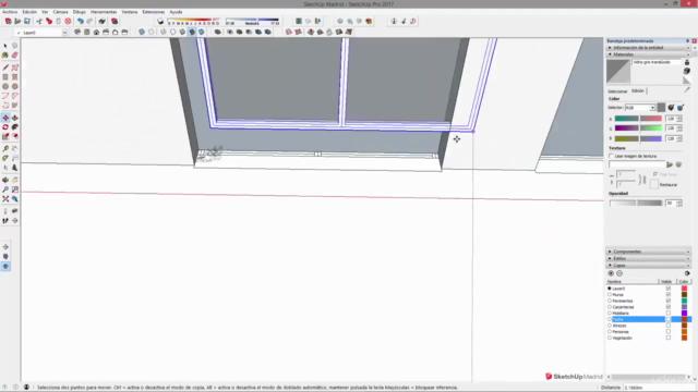 Crear un proyecto completo con SketchUp en solo 1 hora.