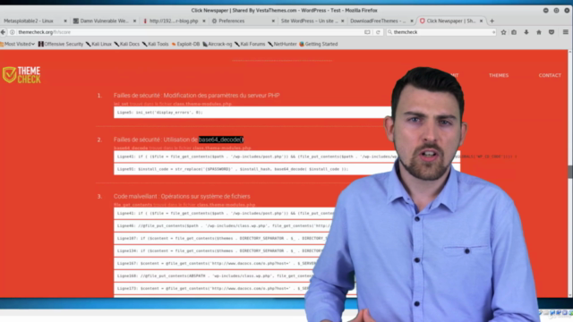 Hacking Éthique : Tests d'intrusion et sécurité web