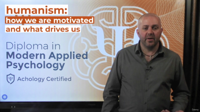 Diploma in Modern Applied Psychology (DMAP.)