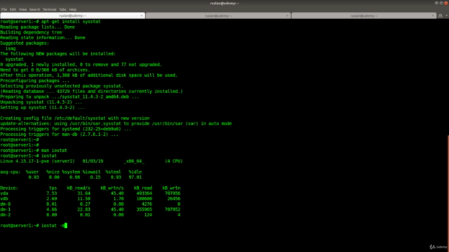 High Availability cluster with PROXMOX and CEPH