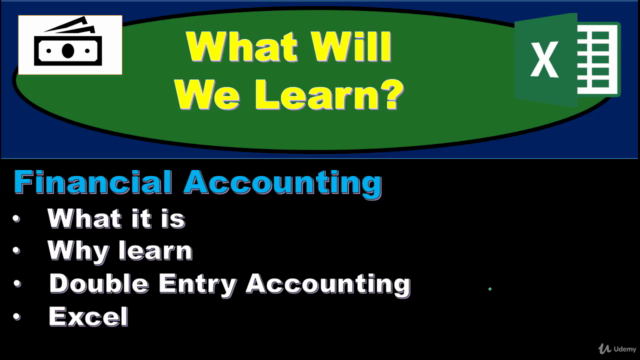 Financial Accounting-Debits & Credits-Accounting Transaction