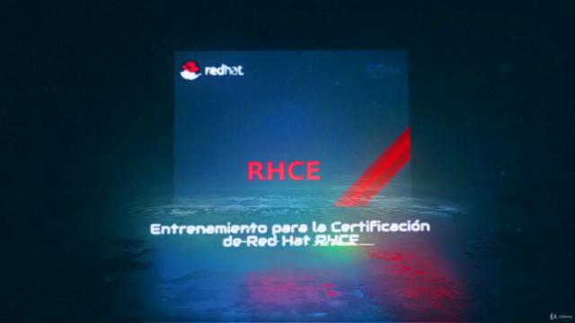 Entrenamiento para la Certificación de Red Hat RHCE