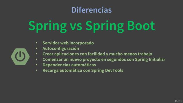 Spring Framework 5: Creando webapp de cero a experto