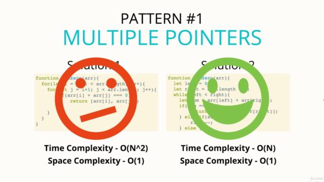JavaScript Algorithms and Data Structures Masterclass