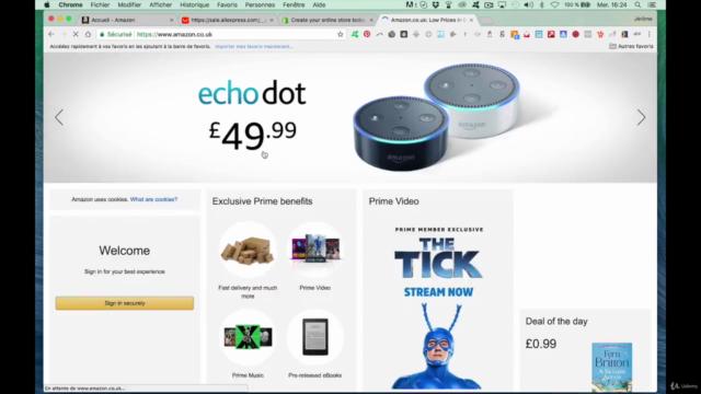 Comment faire du dropshipping sur Amazon?