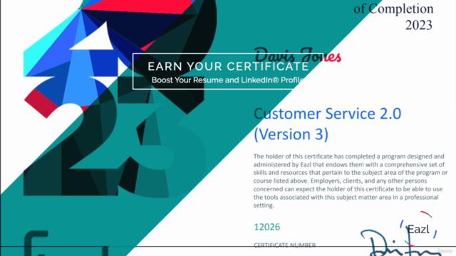 [2021] Customer Service 2.0: Learn Digital Customer Service