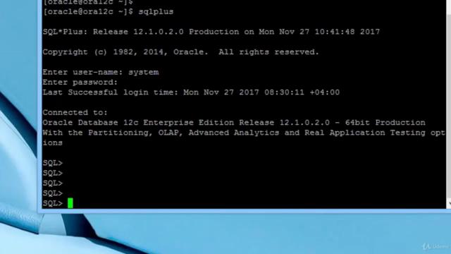 Oracle Database Administration for JuniorDBA/Oracle cloud.