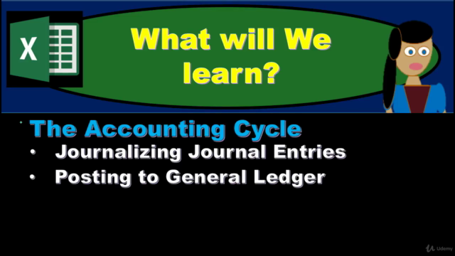 Financial Accounting & Excel–Comprehensive Accounting Course