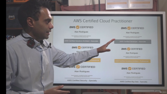 AWS Certified Cloud Practitioner - Updated 2020