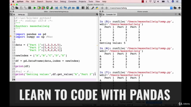 Learn Python Data Analysis with Pandas and Make a Unity Game