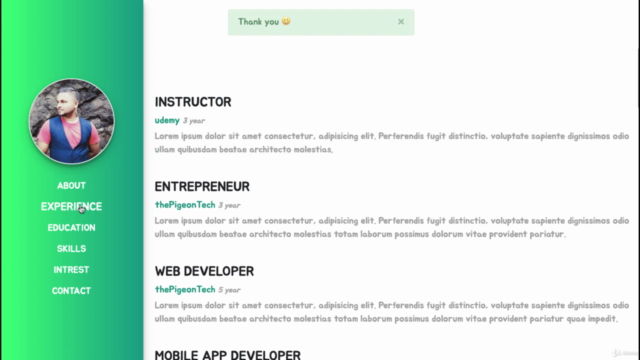 Advance CSS Grid - Build 4 Major Responsive Websites (2021)