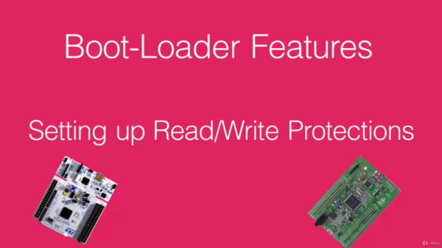STM32Fx Microcontroller Custom Bootloader Development