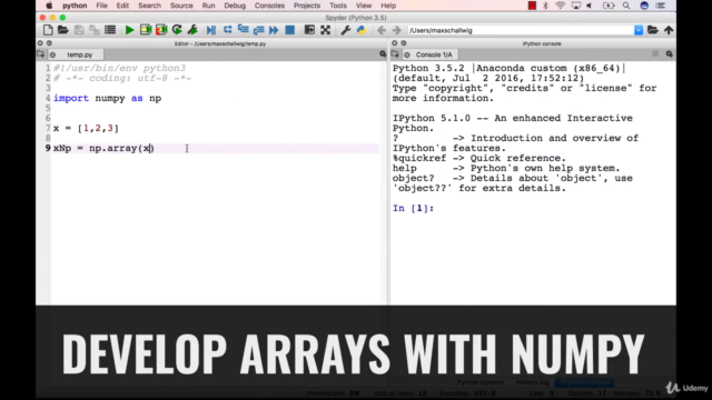 Crack Pandas and NumPy: Python Data Science Made Easy