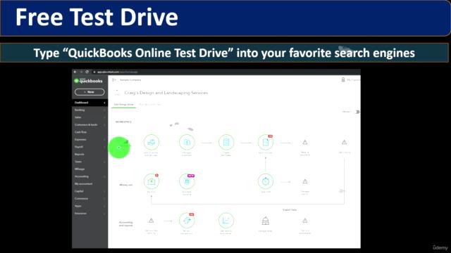 QuickBooks Online vs. Excel