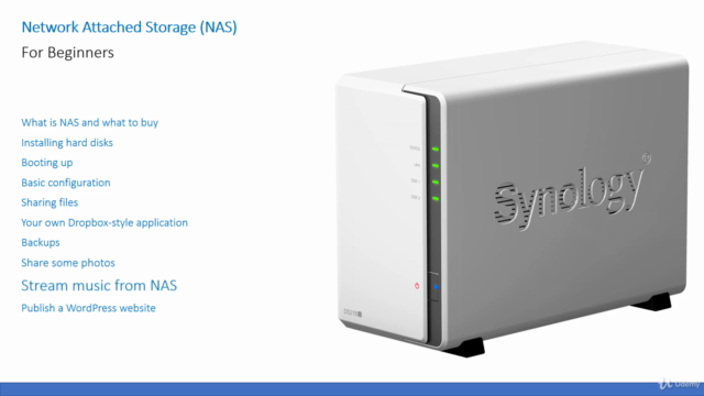 Network Attached Storage (NAS) for Beginners