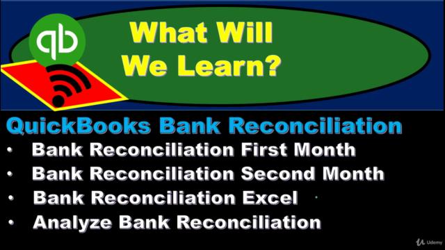 QuickBooks Online Bank Reconciliation