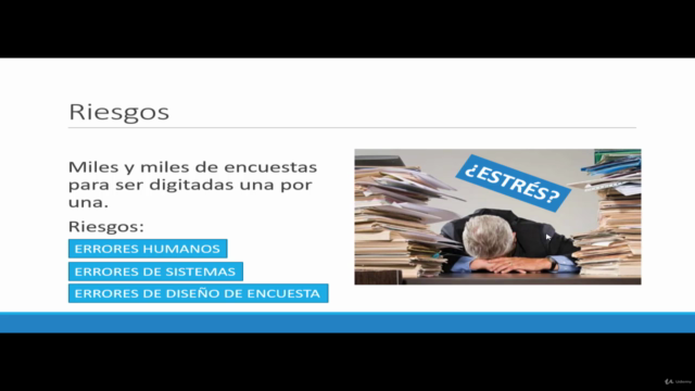 Crea Encuestas y Estudios de Mercado con CSPRO I