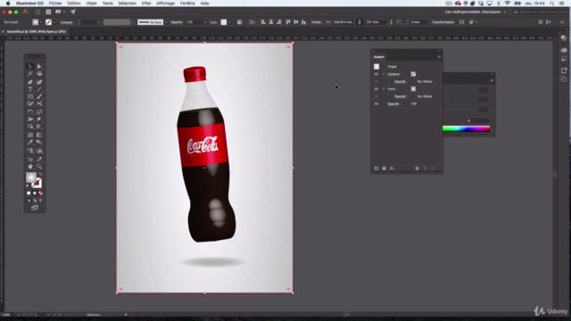 Illustrator CC 2020- Intermédiaire - Outils + Ateliers Créas