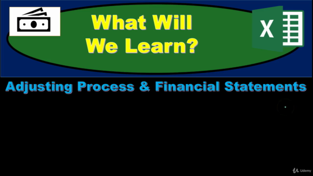 Financial Accounting-Adjusting Entries & Financial Statement