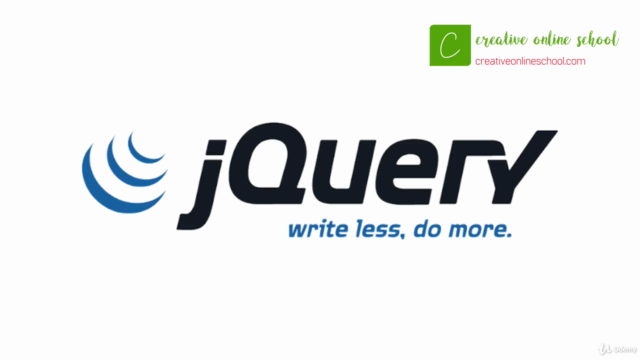 jQuery for Absolute Beginners : From Beginning to Advanced