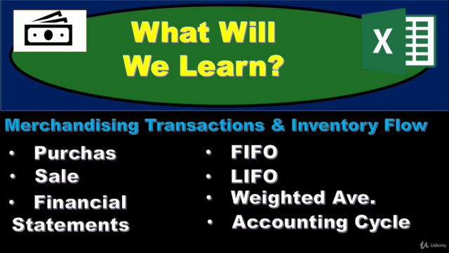 Financial Accounting–Inventory & Merchandising Transactions