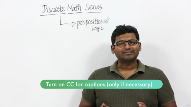 Discrete Math Series : Propositional Logic masterclass
