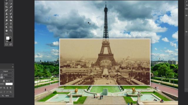 Photoshop CC 2020- Débutant à Intermédiaire + Ateliers créas