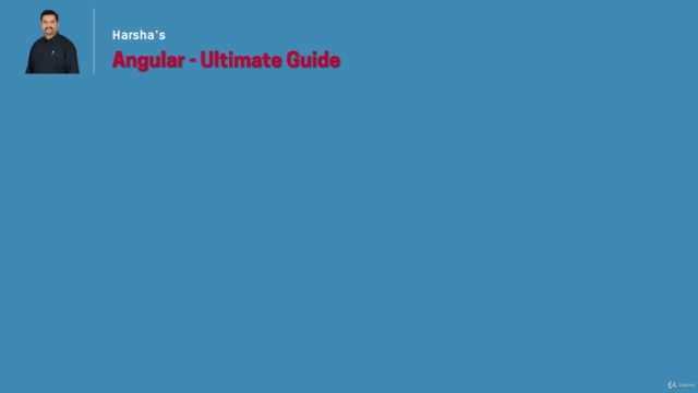 Complete Angular 11 - Ultimate Guide - with Real World App