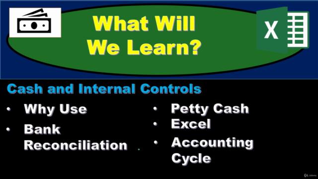 Bank Reconciliations & Cash Internal Controls