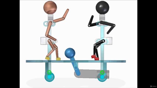MECHANISMS AND MOTION - ROBOTICS FOCUS