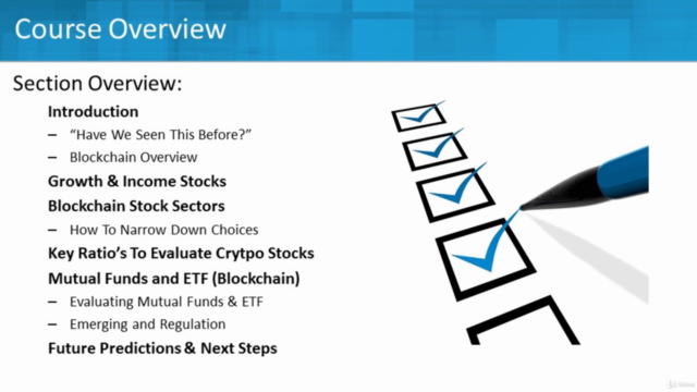 Investing In Blockchain Stocks