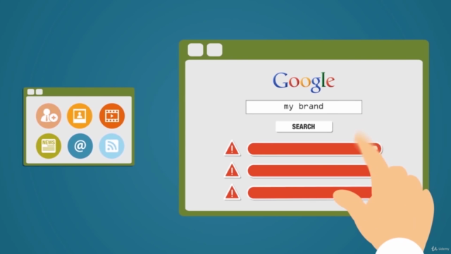Remove Negative Google Search Results: Push Down Bad Links!