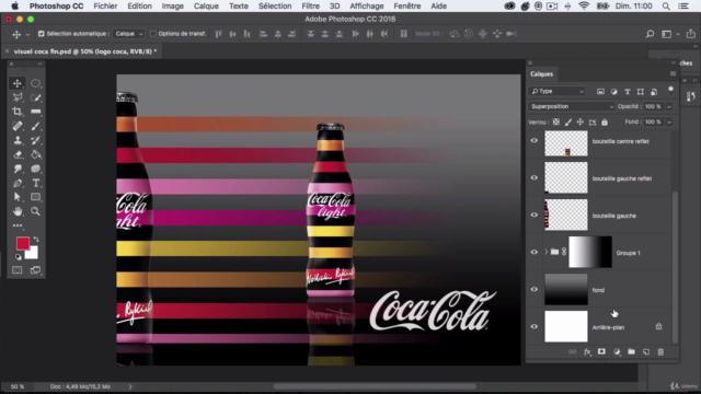 Photoshop CC 2020- Avancé à Expert + Ateliers Créatifs