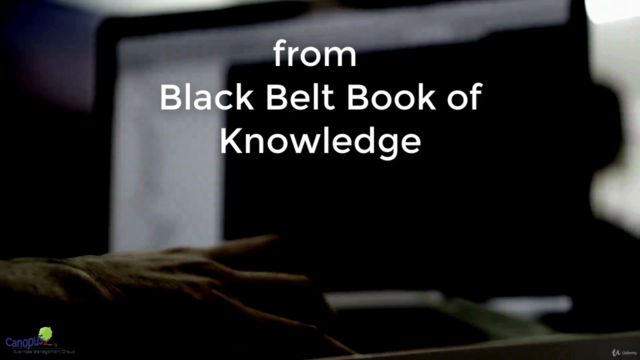 Lean Six Sigma Black Belt Practice Test
