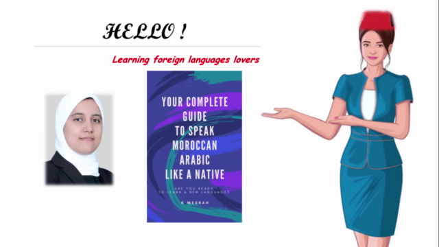 Beguiner's guide to speak moroccan Arrabic