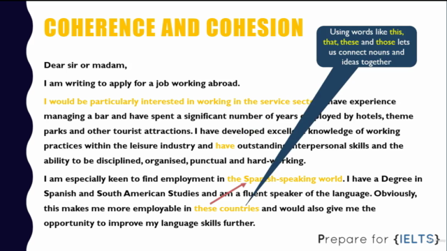 IELTS Writing Task 1 (General): Master Letter Writing