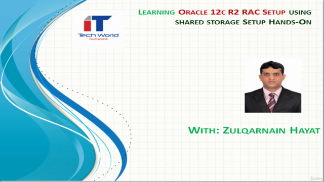 Real Application Cluster (RAC) on Oracle Cloud with hands-on