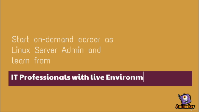 Linux Certified System Admin - SA3 (RHEL7)