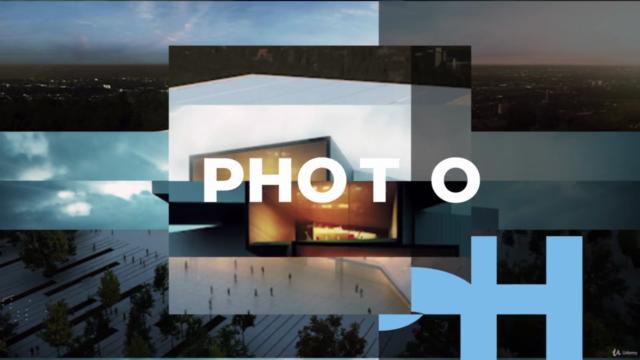 Postproducción en PhotoShop. Retoque fotográfico de render