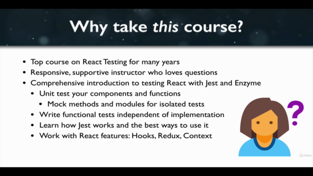 2021 Update! React Testing with Jest and Enzyme