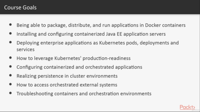 Containerizing Java EE 8 Apps Using Docker and Kubernetes