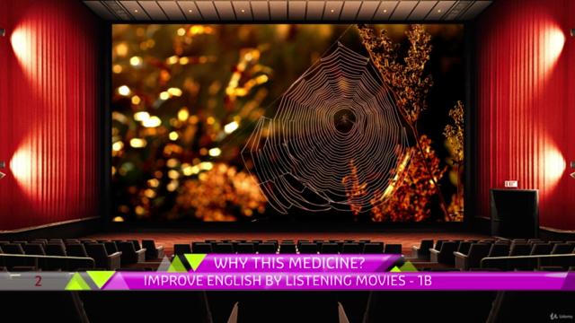 Improve English by Listening Movies – 1b