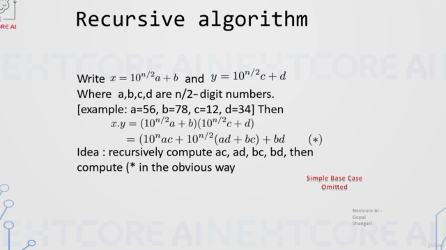 Data Structures and Algorithms - High Level MADE EASY